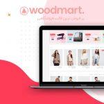 قالب فروشگاهی و چند منظوره وودمارت   Woodmart